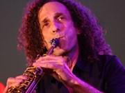 Saxofonista Kenny G ofrecerá actuaciones en Hanoi