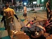Autor intelectual del atentado de Bangkok escapa a Bangladesh