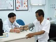 Médicos vietnamitas y cambodianos ofrecen consultas a pacientes desfa