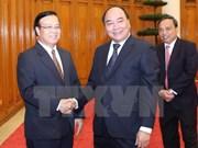 Cooperación entre Vietnam y Laos en uso de ODA