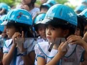 Lanzan campaña de uso de casco protector estándar