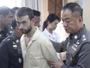 Malasia detiene a dos sospechosos del ataque en Bangkok