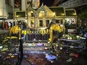 Emite Tailandia orden de arresto contra autor intelectual del atentado