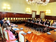 Comparten Vietnam e Italia experiencias en inspección gubernamental