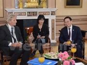 Hanoi y Ámsterdam intensifican cooperación bilateral