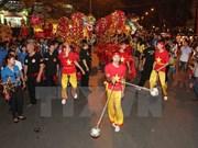Celebran fiesta de Medio Otoño en casco antiguo de Hanoi