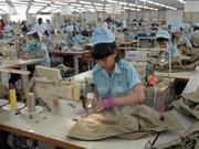 Empresas tailandesas invierten en confecciones-textiles de Vietnam
