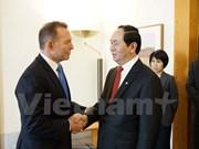 Forjan enlaces entre órganos ejecutivos de Vietnam y Australia
