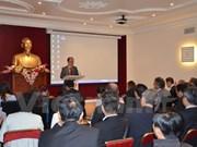 Impulsan actividades de empresas vietnamitas en Francia