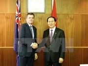 Fortalecen Vietnam y Australia relaciones bilaterales