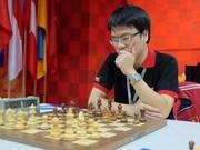 Avanza ajedrecista vietnamita a tercera ronda de Copa mundial