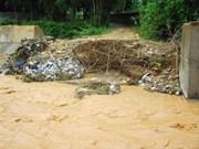 Lluvias continuas causan secuelas en provincias centrales