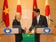 Prensa japonesa destaca nexos de cooperación con Vietnam