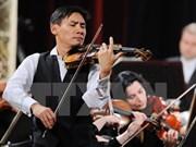 Artistas de orquesta nacional de Francia actuarán en Vietnam