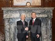 Secretario general del PCV continúa agenda en Japón