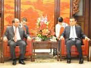 Vietnam considera importante asociación integral con China