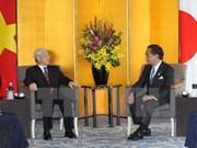 Dirigente partidista vietnamita continúa actividades en Japón