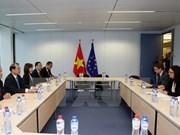 UE ratifica respaldo a diálogo para asuntos del Mar Oriental