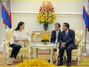 Premier cambodiano apoya película de Angelina Jolie sobre Khmer Rojo