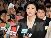 Yingluck tendrá que indemnizar por programa de subsidio al arroz