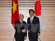 Visita de Phu Trong abre nueva perspectiva para lazos Vietnam-Japón