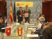 Robustecen Vietnam y España cooperación judicial