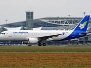 Laos y la India firman acuerdo sobre servicios aéreos