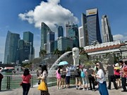 Impulsan Singapur y Reino Unido cooperación en propiedad intelectual