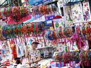 Atmósfera de Festival Otoñal abarca Hanoi