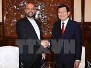 Aprecia Vietnam relaciones de cooperación con Irán