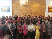 En Nueva Zelanda intercambio cultural entre diplomáticas de ASEAN