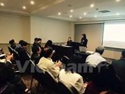 Inversores vietnamitas exploran oportunidades en Australia
