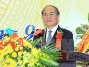Movimientos patrióticos ayudan a mejorar vida de grupos étnicos