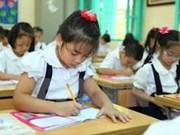 Región belga apoya educación preescolar en Quang Nam