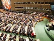 Vietnam comprometido a cumplir objetivos de desarrollo sostenible