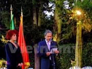 Prioriza Italia fortalecimiento de relaciones con Vietnam