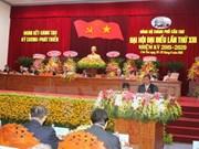 Sesionan asambleas partidistas en Can Tho y Bac Ninh