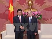 Fortalecen cooperación parlamentaria entre Vietnam y Laos