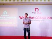 Acoge Vietnam por primera vez torneo global de seguridad cibernética