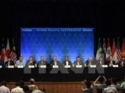 Estados Unidos convoca nueva ronda de negociaciones del TPP