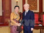 Vietnam actúa para cultivar solidaridad especial con Laos