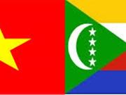 Vietnam y Comoras establecen relaciones diplomáticas