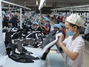 Exportaciones de Vietnam aumentan 9,6 por ciento