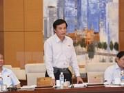 Clausuran reunión 41 del Comité permanente de ANV