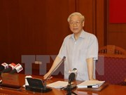 Líder partidista vietnamita alienta lucha contra la corrupción