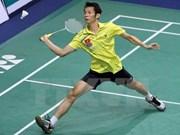 Badmintonista vietnamita gana título en torneo internacional de Sídney