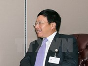 Vietnam y Camerún discuten acuerdos de estímulo de inversiones