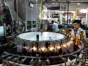 Índice de producción industrial mantiene alto ritmo de crecimiento