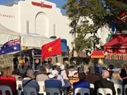 Sobresale presentación vietnamita en feria agrícola en Perth