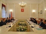 Realizan Vietnam y Rusia diálogo estratégico anual
